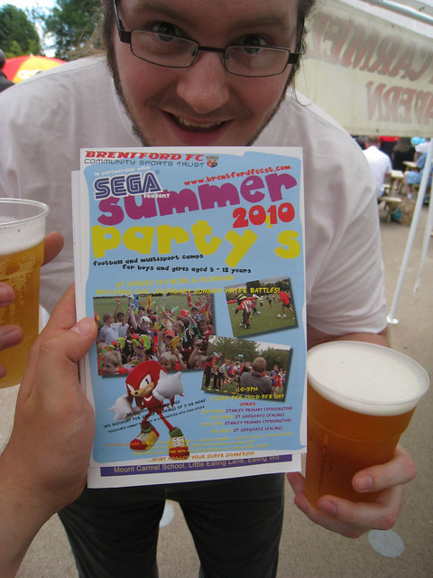 Sega Summer Party