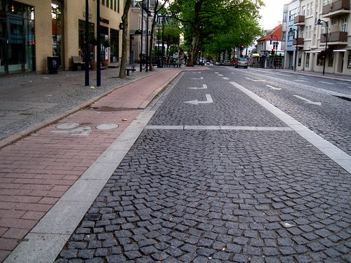 Lyngby Bicycle Lanes