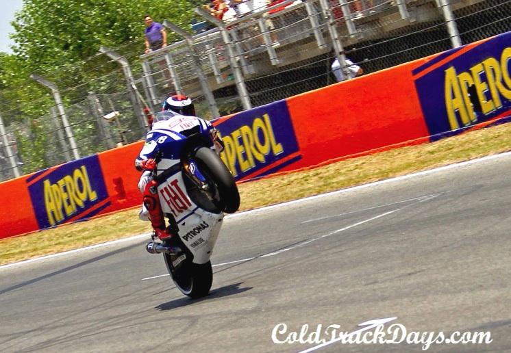 MotoGP // LORENZO WINS @ CATALUNYA