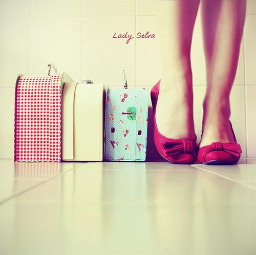 Solo está escrito el viaje, no el destino...