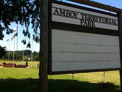 Amboy Territorial Days