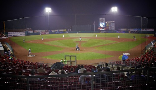 Iowa: July 2010 - Cedar Rapids Kernels, Minor League Baseball