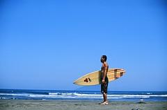 (No Surfing No Life) Tags: county film beach 50mm nikon harbour iii taiwan surfing  fujichrome provia yilan  fm2 ais f12 toucheng 100f rdp     wushi