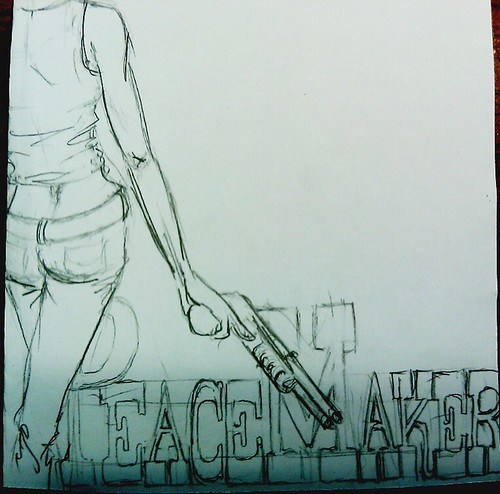 Peacemaker by DrasticJo - check out more artwork here on Flickr
