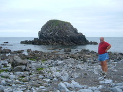 Stackpole Quay, Pembrokeshire (pj's memories) Tags: wales seaside sandals shorts pembrokeshire mensshorts