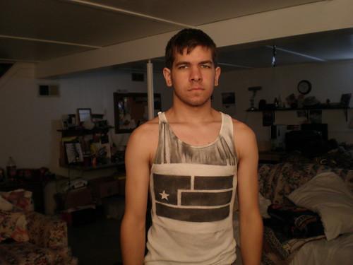 NIИ sleeveless (Front)