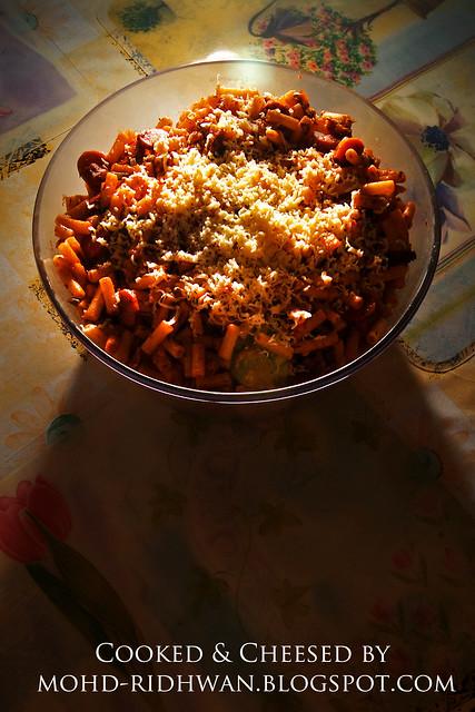 Cheesed Macaroni