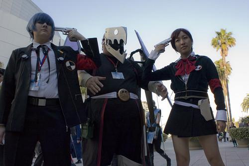 Go Back > Gallery For > Persona 3 Cosplay Thanatos Akihiko Persona