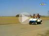 Golf Cart Flip [video]