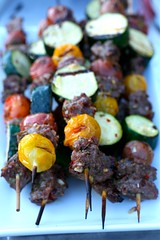 Spicy Skirt Steak Kebabs 2