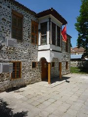 First school of Albania, now museum of education (blackcharliepho) Tags: albania korca shqiptare albanien albanie kor shqiperise shiqiperise  korits