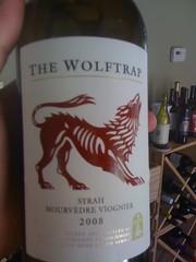 2008 Boekenhoutskloof Wolftrap Red