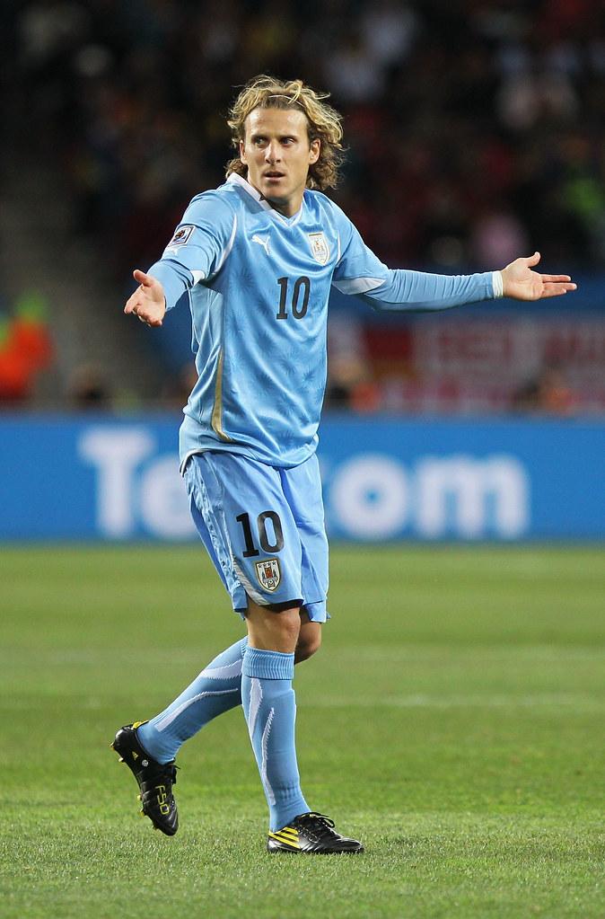 Mundial Sudáfrica Alemania Uruguay Diego Forlan