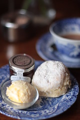 Maid of Honour - cream tea