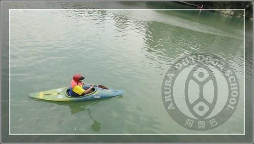 122期初級獨木舟課程19