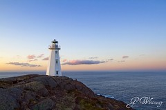 Cape Spear (gwhiteway) Tags: ocean sunset lighthouse canada newfoundland atlantic capespear platinumheartaward spiritofphotography mygearandmepremium
