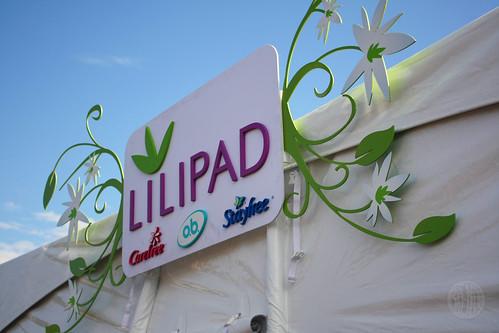LiliPad Tent
