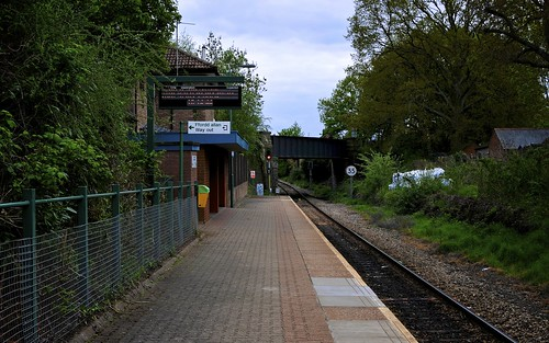 Heath Low Level Railway Station