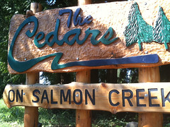 The Cedars on Salmon Creek