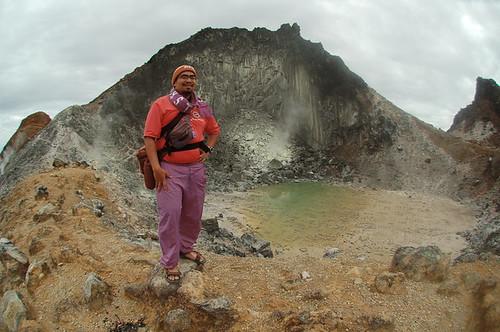 Me @ Mount Sibayak, Tanah Karo, Sumatera Utara