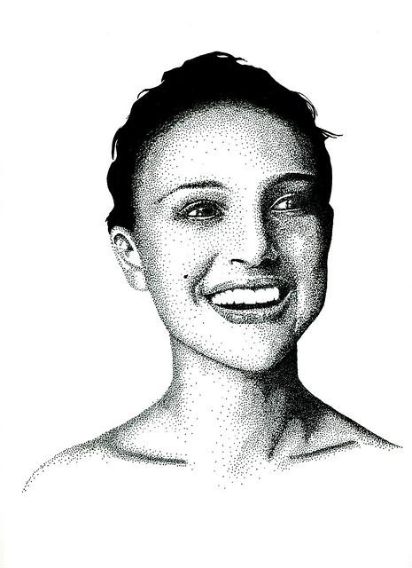 Natalie Portman by craftdzine