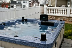 Jacuzzi LCD & Motorized pop-up Surround Speakers
