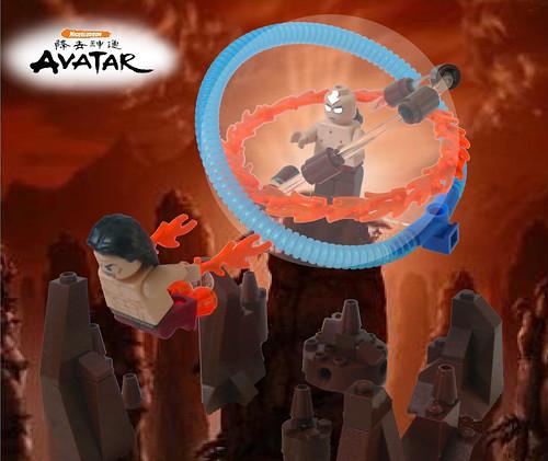 Lego avatar the last airbender final battle