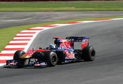 Sebastien Buemi Scuderia Toro Rosso STR5 Ferrari (Stu.G) Tags: uk red england car club corner canon eos one is unitedkingdom united northamptonshire bridgestone july kingdom f1 ferrari bull racing silverstone formulaone single formula 24 motor 16 usm 70300mm formula1 rosso scuderia toro redbull ef motorracing fia v8 motorsport 2010 sebastien autosport carracing 056 seater f456 tororosso scuderiatororosso silverstonecircuit canonef70300mmf456isusm clubcorner singleseater 400d canoneos400d sebastienbuemi buemi july2010 fiaf1 str5 silverstonearenacircuit 9thjuly2010 fiaformulaone tororossostr5ferrari str5ferrari ferrari05624v8