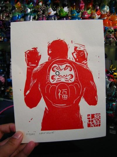 Lucky Nakazawa MMA T-Shirt