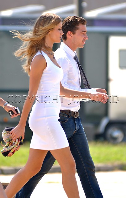 Milwaukee Wisconsin Rosie Huntington-Whiteley Carly Transformers 3
