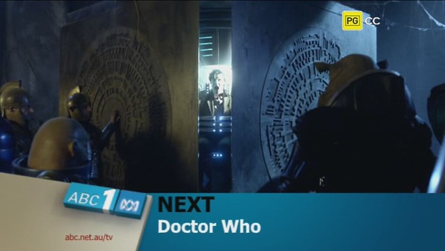 Doctor Who finale 2010