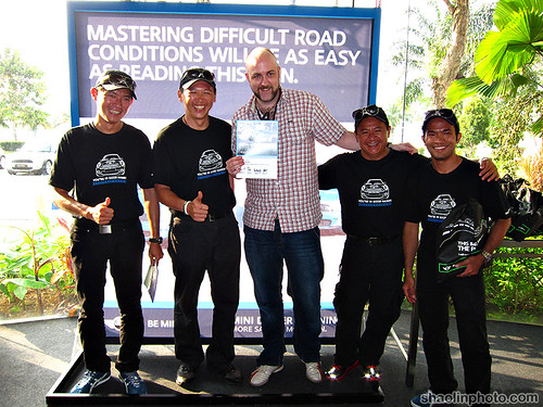 Mini Driver Training Certificate