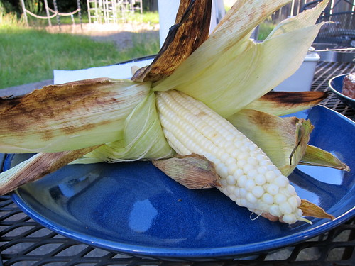 Corn from the Grill!