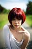The look (Cat Rennie) Tags: red updatecollection ucreleased catrenniemanipuladavesandersonandrewmoorefashionphotographermodelwestcoastscotlandscotlandnaturelocationscenicbeauty