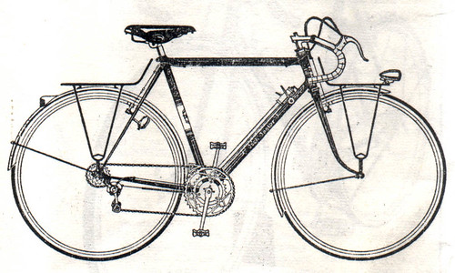 bicycle archives 2785
