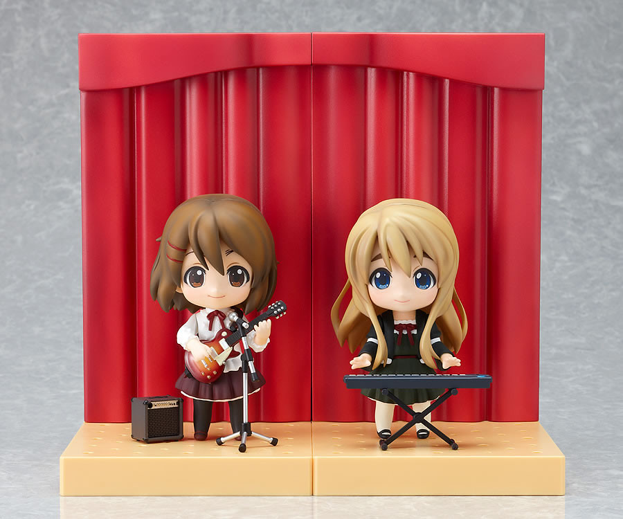 Nendoroid K-ON! Yui & Tsumugi Live Stage Set - 01