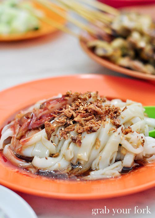 ipoh rice noodles