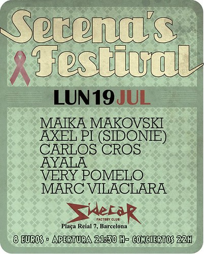 Serena's festival