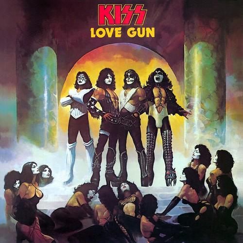 KISS Love Gun 1977