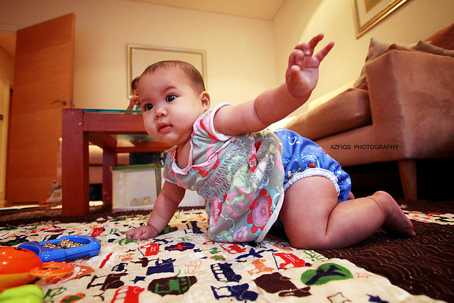The Cute Crawler | Mia Amani