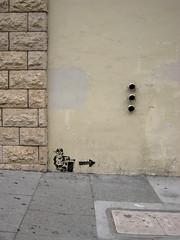 071610 Gance, thatway (elizaIO) Tags: streetart friday gance july162010 071610