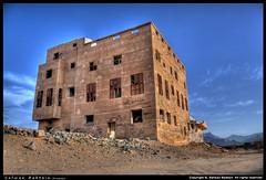 - Abandoned house ~ (Safwan Babtain -  ) Tags: house abandoned lens nikon with 1855mm nikkor ~ safwan     d90  babtain