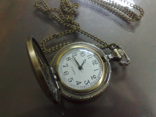 A real pocketwatch.