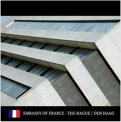 [1] World : Sense : THE EMBASSY OF FRANCE in The Hague / Den Haag, The Netherlands : Enjoy the lines and culture! :) (|| UggBoyUggGirl || PHOTO || WORLD || TRAVEL ||) Tags: girls summer people sun holland art lines statue museum architecture modern facade concrete see modernart candid room thenetherlands culture tram bluesky denhaag security embassy historic explore eat trainstation enjoy views gemeentemuseum thehague hoftoren aerlingus centralstation francais urbanlandscape centraal discover desindes luxurycollection classicart vivelafrance travelaroundtheworld frenchembassy irishlove urbanstyle embassyoffrance irishpride irishluck travelmore urbanunderstanding happytimesahead trainfromamsterdam desindeshotel highestbuildinginthehague secondhighestbuildinginthenetherlands smilesalways weshalldiscovertheworld
