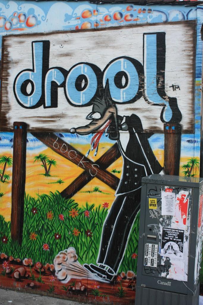 Drool, kensington market