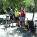 <b>Steve W., Gary C. &amp; Donnie L.</b><br />&nbsp;Date: 7/14/2010 Hometown: Oklahoma City  TRIP From: Oklahoma,  To: Missoula, MT.