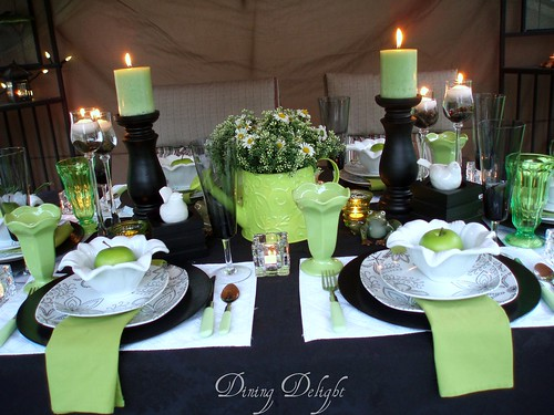 Dining Delight 100 Totally Terrific Weeks Of Tablescape