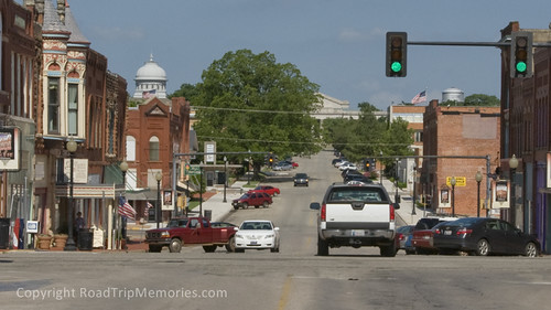 Rain Man filming location - Guthrie, OK