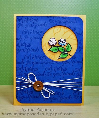 Owl Card (1)