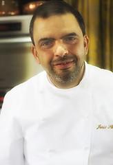 Jesús Sánchez, Chef del Cenador de Amós